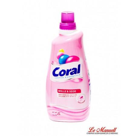 Coral Wolle & Seide Żel 1.1 l - 22 prań