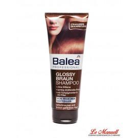 Balea Professional Glossy Braun Shampoo 250 ml