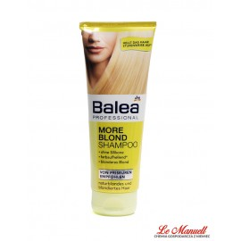Balea Professional More Blond Shampoo 250 ml