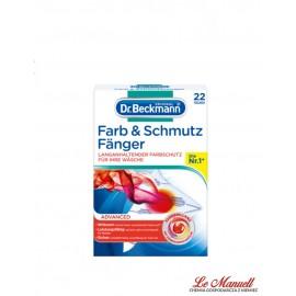 Dr. Beckmann Farb & Schmutz Fanger  22 sztuk