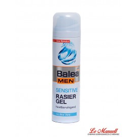 Balea Men Rasier Gel Sensitive 200 ml