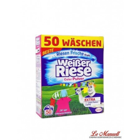 Weißer Riese Intensiv Color 2.750 kg - 50 prań