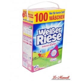 Weißer Riese Intensiv Color 5.5 kg - 100 prań