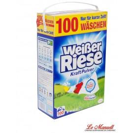 Weißer Riese Kraft Pulver 5,5 kg- 100 prań