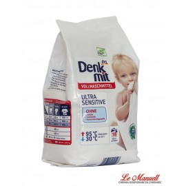 Denkmit Ultra Sensitive 1,22 kg - 18 prań