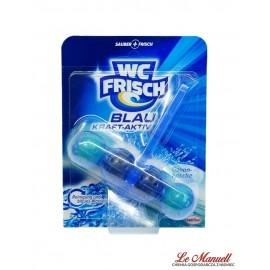 WC Frisch Blau Kraft-Aktiv Ocean Frische