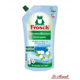 Frosch Baumwollblüten Weichspüler 1 l - 40 płukań