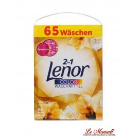 Lenor Waschmittel 2in1 Powder Golden Orchid 4.3 kg - 65 prań