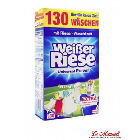 Weißer Riese Kraft Pulver 7.15 kg - 130 prań