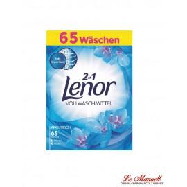 Lenor Vollwaschmittel 2in1 Powder Aprilfrisch 4.03 kg - 65 prań