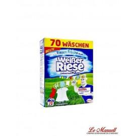 Weißer Riese Kraft Pulver 3.85 kg - 70 prań