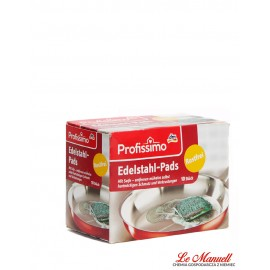 Edelstahl-Pads 10 sztuk