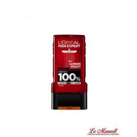 L'Oreal Men Expert Ultimate Vitality, żel pod prysznic 300 ml