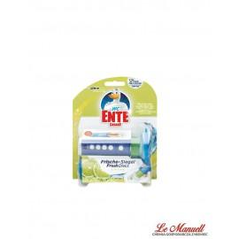 Wc Ente Frische- żelowe krążki do toalety o zapachu limonki 6 sztuk w opakowaniu.