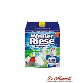 Weißer Riese Megaperls 1.48 kg - 20 prań