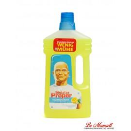 Mr Proper Allzweckreiniger Zitrone Blute 1,25 l